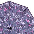 Женский, стильный зонт-автомат AIRTON Z3955-2044, цвет разноцветный. Антиветер!, фото 3