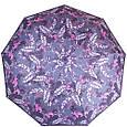 Женский, стильный зонт-автомат AIRTON Z3955-2044, цвет разноцветный. Антиветер!, фото 2