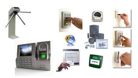 Монтаж систем контроля доступа, фото 2