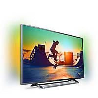 Телевизор Philips 50PUS6262/12 (PPI 900Гц, 4KUltraHD, Smart, Pixel Plus Ultra HD, Micro Dimming, DVB-С/T2/S2)
