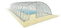 Павильон для бассейна ELEGANCE 8,5 м. х 5 м.