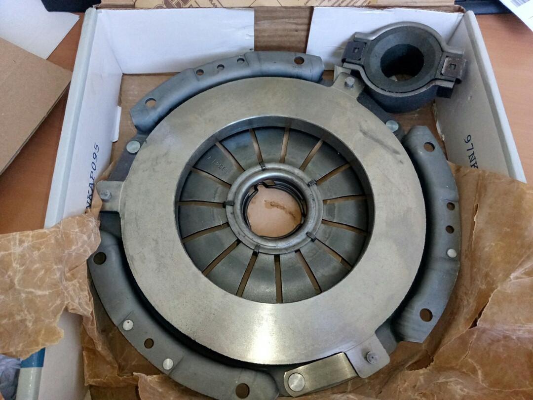 Комплект сцепления IVECO (K2010 /1908552)