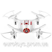 SYMA Квадрокоптер X 21  с 4-х канальным  управлением 2,4 Ггц (13,5 см)