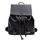 Модный черный рюкзак, фото 1