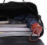 Модный черный рюкзак, фото 2