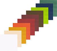 Салфетки бумажные 24 х 24 см. двухслойные