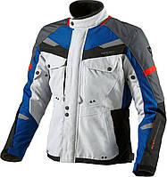"""Куртка REV'IT SAFARI текстиль silver\blue """"L"""", арт. FJT159 4030"""