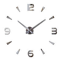 Большие настенные 3d часы