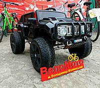 Электромобиль Bambi Hummer M 3570 Черный