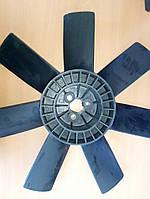 Крыльчатка вентилятора Е1 без гидромуфты 7 лопастей, 3 точки 8586706