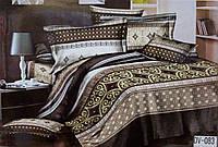 Комплект постельного белья Florida 5D Sateen DV-083 Евро размер