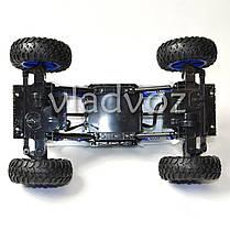 Джип на радио управлении машинка внедорожник модель Rock Crawler синий 1:14, фото 3