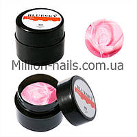 Bluesky, гель-паста 5d  8ml (с липким слоем), цвет розовый, №11