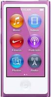 Мультимедийный портативный проигрыватель  Apple iPod nano 7Gen 16GB Purple (MD479)