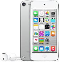 Мультимедийный портативный проигрыватель  Apple iPod touch 5Gen 16GB Silver (MGG52)