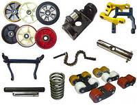 FW/FE-10609   Кольцо направляющее (Запчасть для гидравлической тележки Hu-lift HP-20, HP-25, HP-30, TX-20, TX-25, TX-30)