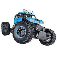 Автомобиль на радиоуправлении Off-Road Crawler  – Super Sport 1:18 голубой (SL-001B)