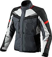 """Куртка REV'IT SAFARI текстиль silver\red """"L"""", арт. FJT159 4020"""