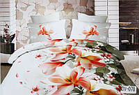 Комплект постельного белья Florida 5D Sateen DV-078 Евро размер, фото 1