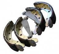 Колодки тормозные задние барабанные 6Q0698525A