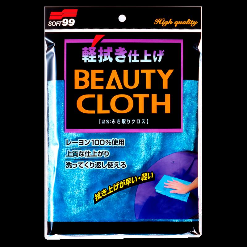 Wipe Cloth Blue салфетка для полировки автомобиля