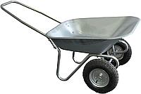 Тачка  садовая 2-о колесная 100 кг