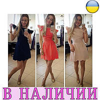 Женское платье Poly! 7 цветов в наличии!, фото 1