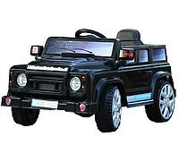 Детский электромобиль - Hummer - амортизаторы, подсветка колес, высокий клиренс