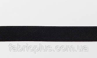 Резинка обувная 1.5 см черная Турция