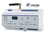 Контроллер интерфейса MODBUS RS - 485 по мобильной связи ЕМ - 486 (Новатек-Электро)
