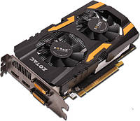 ♦ Видеокарта Zotac GTX650Ti 1-Gb DDR5 - Гарантия ♦