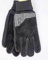 Женские перчатки из замши, фото 1