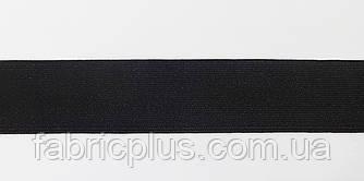 Резинка обувная 4 см черная Турция