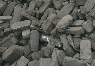 Топливные торфяные брикеты (торфорбрикеты) навалом