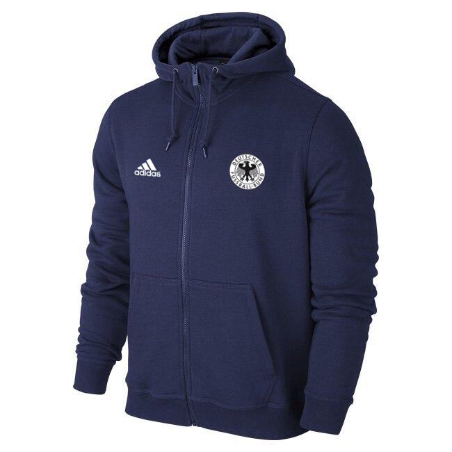 cfb4f8a769b2 Спортивная толстовка (кофта) сборной Германии-Адидас, Germany, Adidas, с  капюшоном
