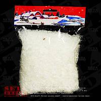 Искусственный снег в пакете 55 грамм