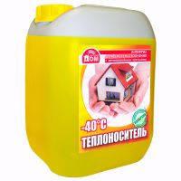 Теплоноситель для систем отопления Теплый Дом -30