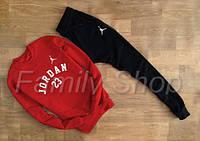 ТЕПЛЫЙ Спортивный костюм Jordan (реплика)