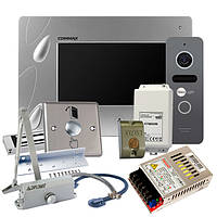 Для офиса Commax CDV-70P + Neolight Solo Graphite + YLI ELECTRONIC YM-280
