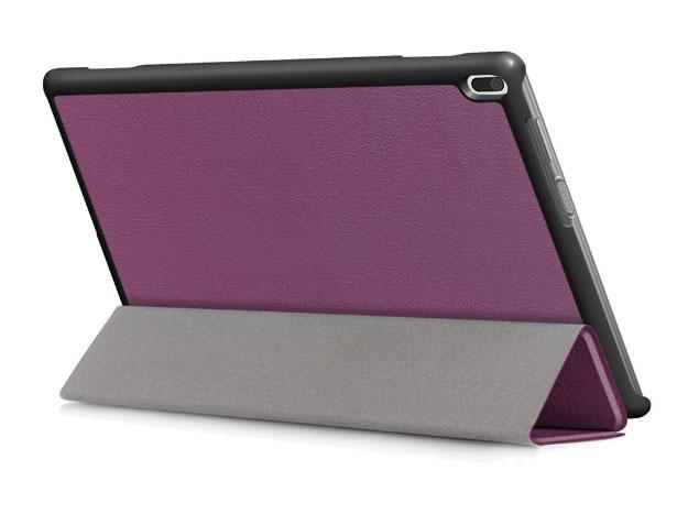 Чехол для планшета Lenovo Tab 4 10 (TB-X304) Slim - Purple