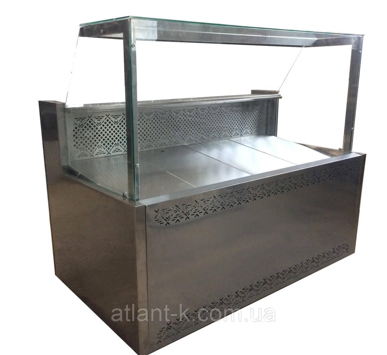 """Витрина холодильная """"Пальмира куб -1.2"""""""