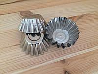 Форма металлическая кекс маленький (10шт/уп)