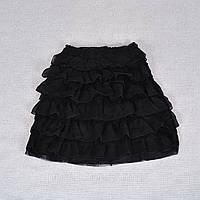 Детская юбка черная, фото 1