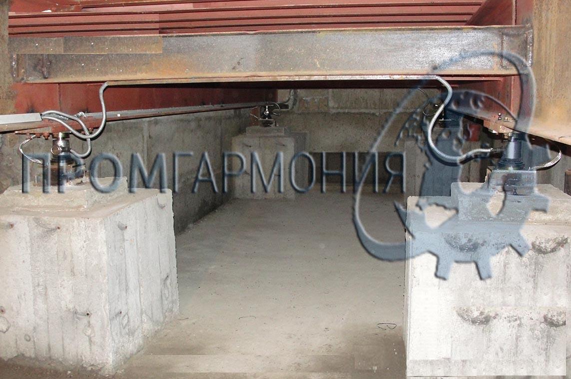 Модернизация автомобильных весов 12 метров 40 тонн (СВМ-А12-40)