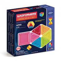 Конструктор магнитный  Magformers 3Д Окошки 14 элементов
