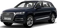 Защита двигателя на Audi Q7 (c 2015--)