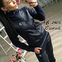 Стеганный спортивный костюм мод. ВА 1038