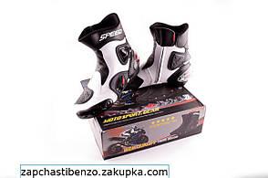 Ботинки   PROBIKER   mod A004 size 41 белые
