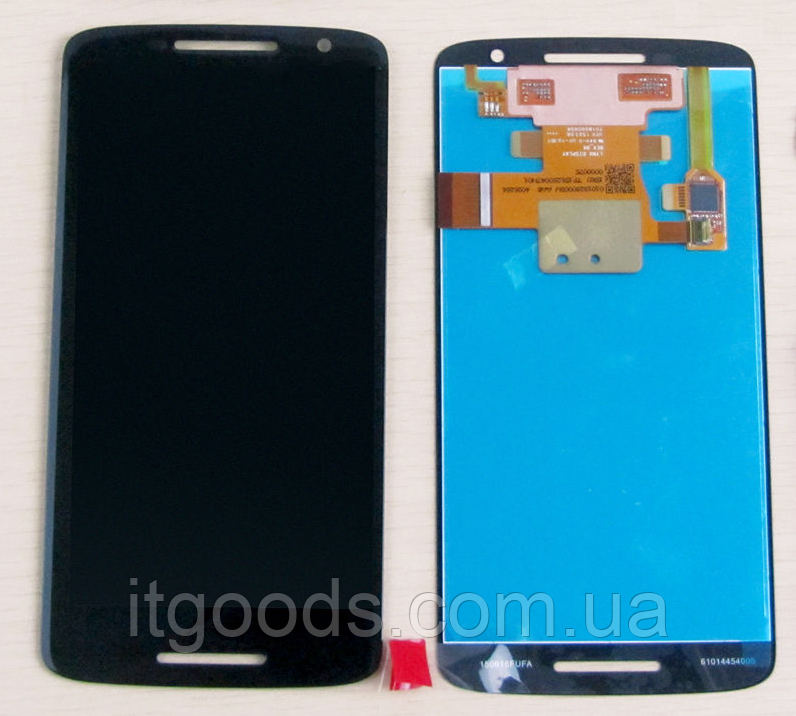 Оригинальный дисплей (модуль) + тачскрин (сенсор) для Motorola Moto X