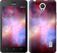 """Чехол на Huawei Y635 Разноцветная галактика """"169u-487"""""""